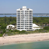 Claridge By The Sea Condos Jensen Beach FL Hutchinson Island Florida