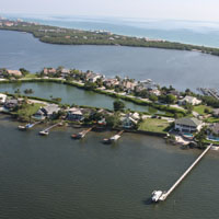 Joe's Point Single Family Homes Stuart FL Hutchinson Island