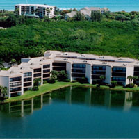 Plantation Club Villas Condos Indian River Lagoon Hutchinson Island FL