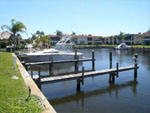 For Sale: 2 Bedroom, 1 1/2 bath Stuart Florida Condo with dock: 2600 S Kanner HWY N-8, Stuart FL 34994
